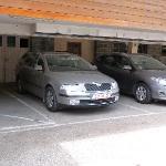 Garage pour +/- 20 voitures