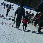 Attitash ski area