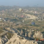 Hot Air Balloons Rides in Cappadocia