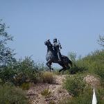 Apache Warrior on Hole #9
