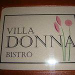Villa Donna Bistro