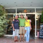 Suzanne,Mehmet,Steve