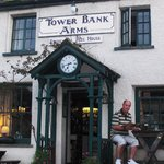 Restaurant at the Tower Bank Arms