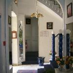 Le hall d' entrée