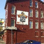 Anchor Bar, original inventors of the Buffalo Wing! Just a few blocks walk