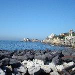 Isola della Gaiola e pallazzo degli Spiriti