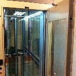 elevator door open