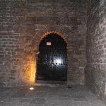 puerta de la luna en la catedral de baeza
