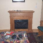 eletric fire place