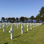 Normandy American Cemetery & Memorial