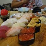 各種寿司!!!!
