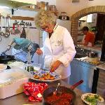Foto de Anna Tasca Lanza Sicilian Cooking School