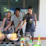 Big time cooking