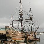 The Ship, rebuilt to the original blueprints