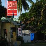 Suburbia signage