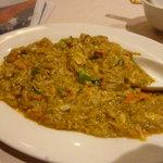 Crab Saute