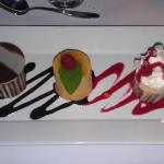 Degas' selection of desserts - 2