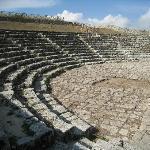 Teatro greco di Palazzolo Acreide