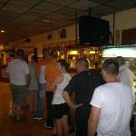 Bar queue