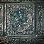 Barolo- tiled stove