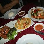 nice Thai food and good service! we love there and go dinner everyday.
