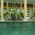 IGP indoor spa pool
