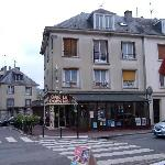 Front of Brasserie