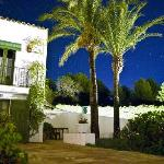 Cas Gasi Ibiza - ...watching the stars