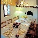 Cas Gasi ofrece a través de su restaurante una excelente muestra de auténtica cocina mediterráne