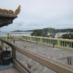 Some of the views from the Big Buddha. This area is being refurbished