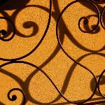 Wrought Iron Headboards on Twin Beds