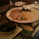 cheese plate ,