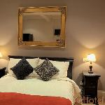 Gothic Nights - one of our luxury double rooms