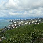 Villa Lavaux views