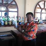 Tim best barman in St Lucia