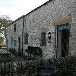 Cruck'd Barn