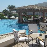 Pool area and bar,  Iberotel Palace