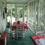 wonderful screened-in porch
