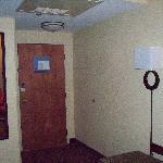 Room - towards entrance