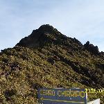 Cerro chirripo 3820msnm