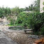 大和館の露天風呂1
