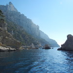Boat Tour of Calanques