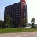 New hotel near Vlaardingen