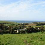 Kimmeridge Farmhouse is also near the sea
