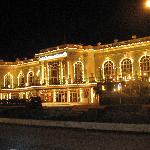 façade casino Deauville