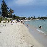 Lovely sandy beach 200m away