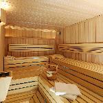 Sauna, NH Berlin Alexanderplatz