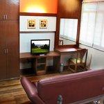 Suite 2 BR TV Area
