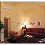 living room superior apt