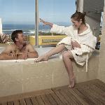 Bathroom Suite 1 (Honeymoon Suite)